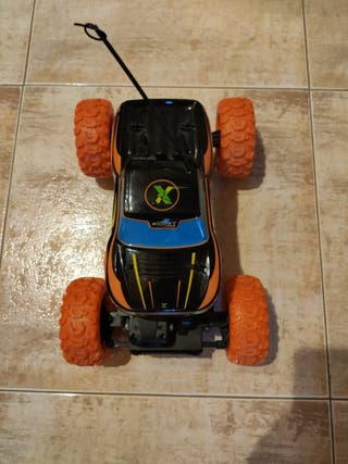 coche 4x4 Radiocontrol