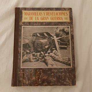 Libro 1907 Maravillas De La Gran Guerra