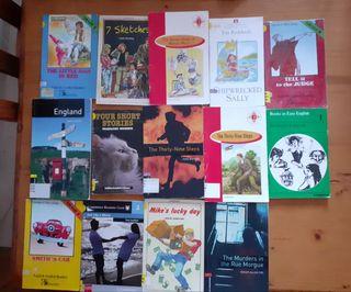 14 lecturas en inglés por 15€