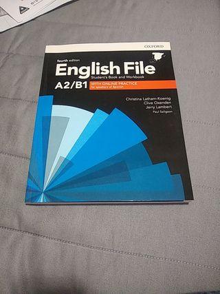 Libro A2/B1 Ingles Oxford
