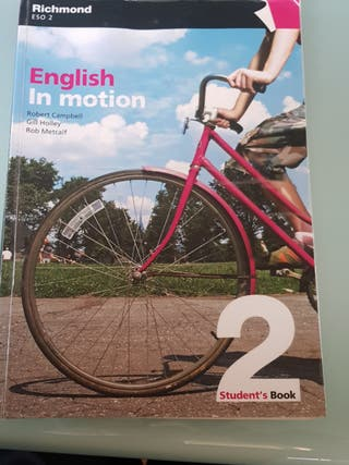 English In motion.
