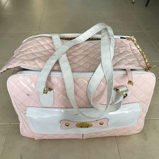 Bolsa para llevar gato o perro