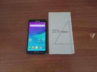 Samsung Galaxy Note 4 (impecable)