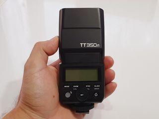 Flash Godox TT350 Fujifilm