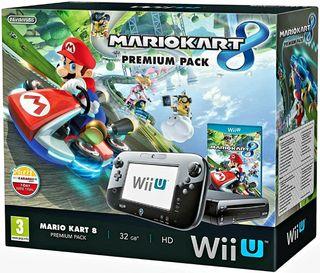 Wii U 32GB +Mandos L&M +Lego dimensions +7 juegos