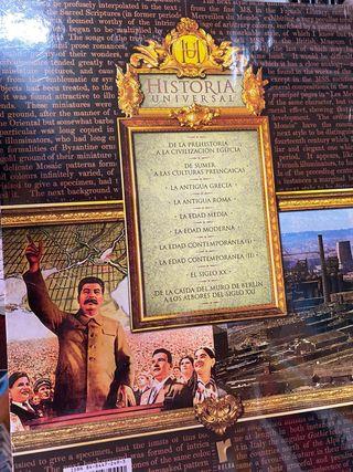 Colección de historia universal.