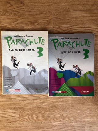 Libros Francés,3 ESO