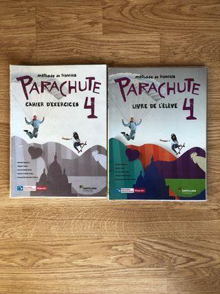 Libros Francés, 4 ESO