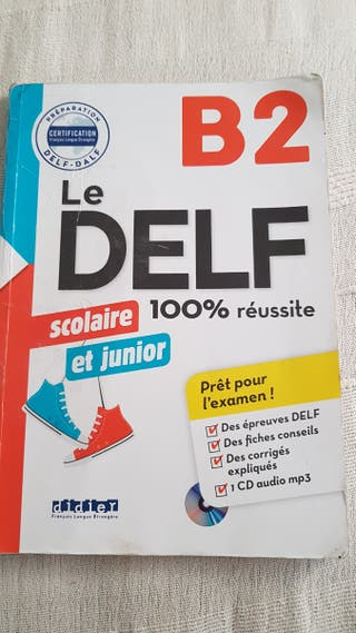 libro de frances Le DELF