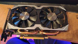 Tarjeta Gráfica Zotac 1060 GeForce GTX
