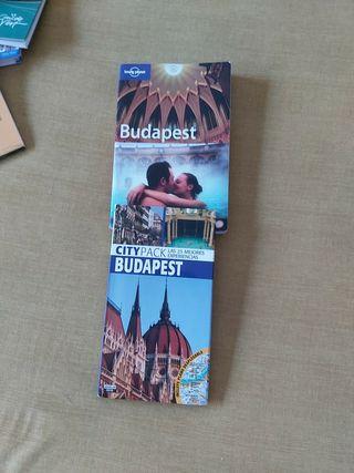 Guía de viajes de Budapest