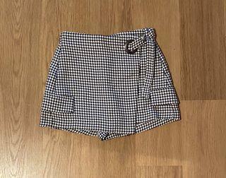 Falda pantalón gales
