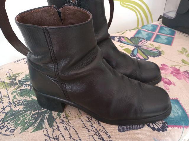 botines de mujer