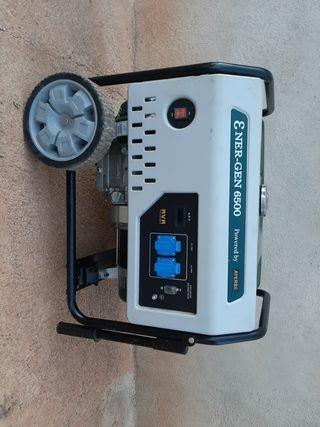 generador ener-gen 6500