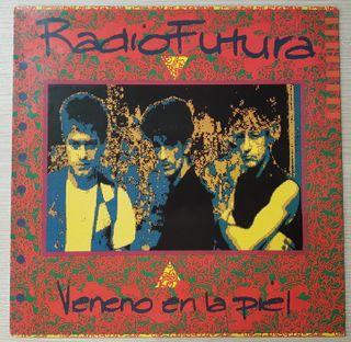 Radio Futura Veneno en la piel (LP Vinilo)