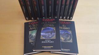 Colección 13 libros TOLKIEN