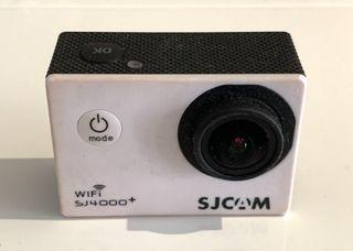 Cámara de acción SJCAM SJ4000+ 2K Wifi