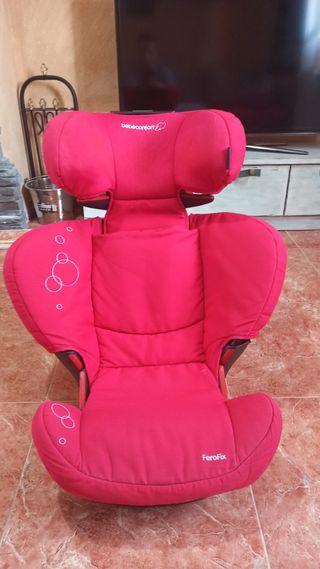 Silla coche Ferofix Grupo 2-3 bebe confort