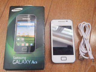 Samsung Galaxy Ace impecable + accesorios