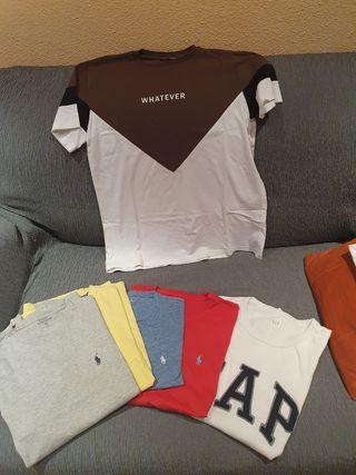 Pack Camisetas Varias
