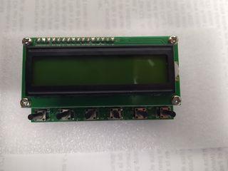 Generador de Señales DDS6EA 0-55MHz 6 canales