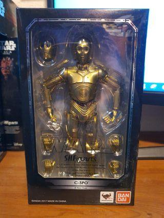 Figura Star Wars C-3PO SH Figuarts