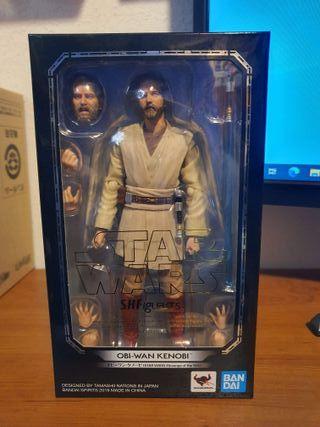 Figura Star Wars Obi-Wan Kenobi SH Figuarts