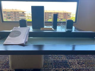 Barra de sonido LG SJ4R 4.1