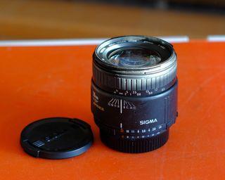 Sigma AF 28mm 1.8 (Nikon) *leer bien