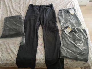 lote pantalones de trabajo (talla 38)