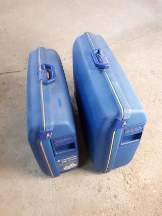 Juego maletas rigidas
