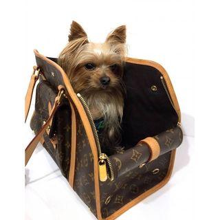 Bolso Luis Vuitton para perros