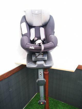silla para el coche con base