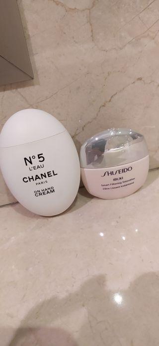 Lote alta cosmética Chanel/Sheisido