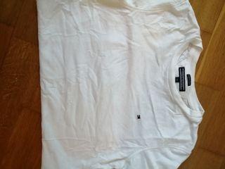 camiseta blanca talla 140cm