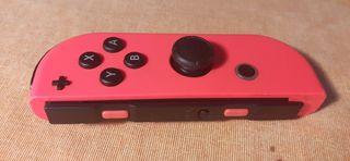 vendo mando joycon rojo