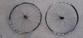 ruedas ciclocross gravel