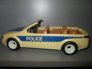 Playmobil. Coche de Policía.