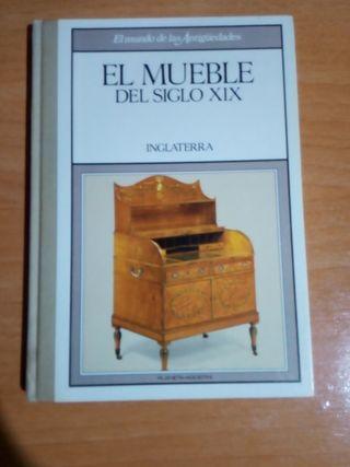 El mueble del siglo XIX Inglaterra, libro