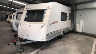 Caravana Sterckeman evolution 420 cp
