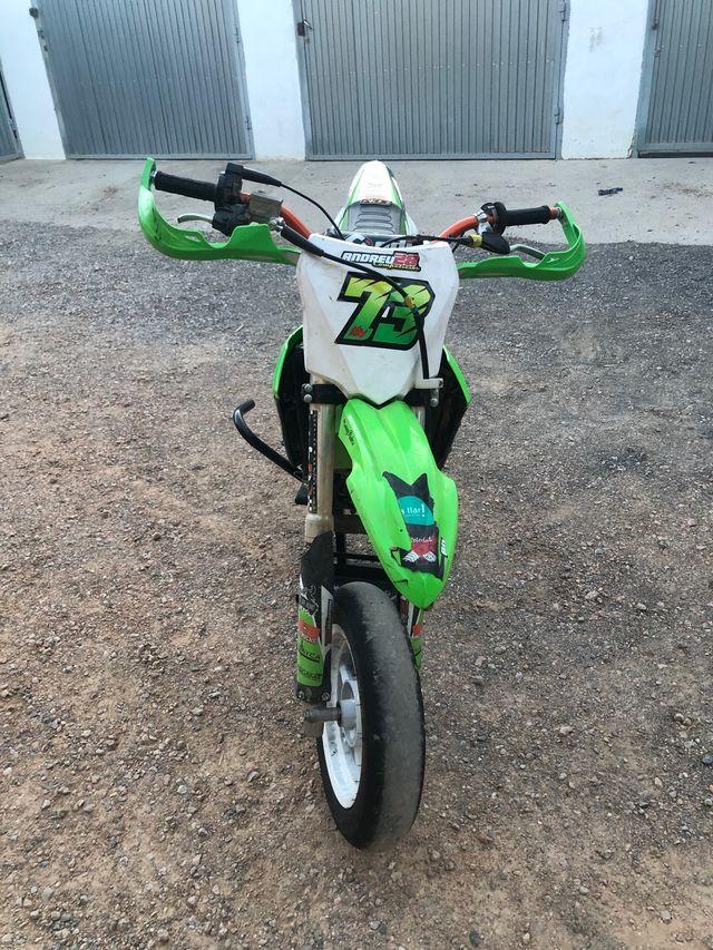 Kawasaki 85 cc