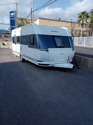 Caravana Hobby 560 Kmfe De Luxe