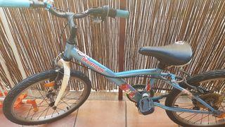 bicicleta infantil de ñiña
