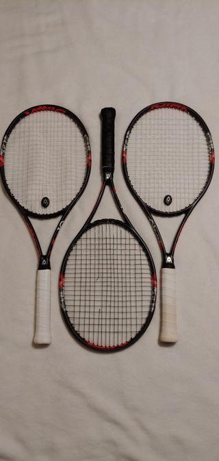 Raquetas (3) Volkl VSense 10 Tour