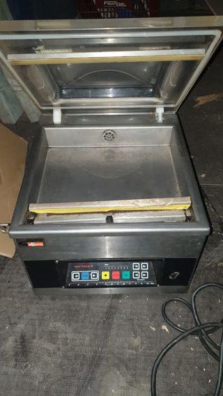 máquina para envasar en vacio