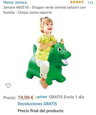 Muñeco hinchable niños
