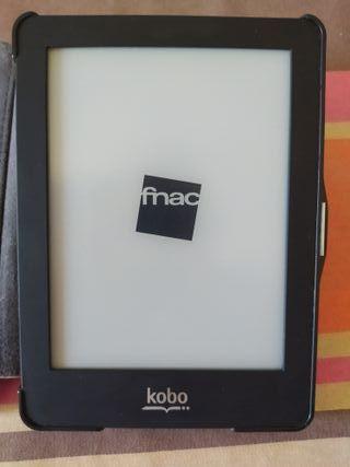 Libro electrónico Kobo Glo