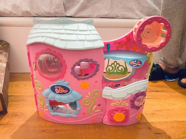 Littlest Pet Shop casas