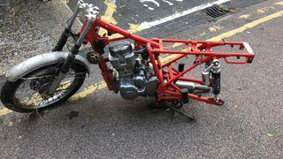 Skyteam (monkey bike?). Hello Parts