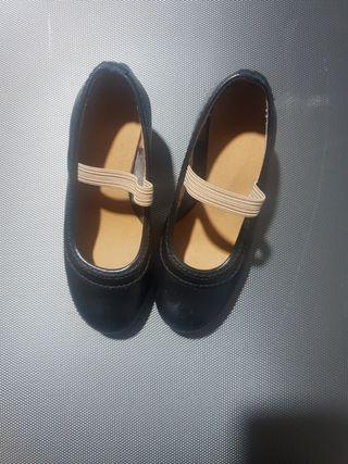 Zapatos de sevillana